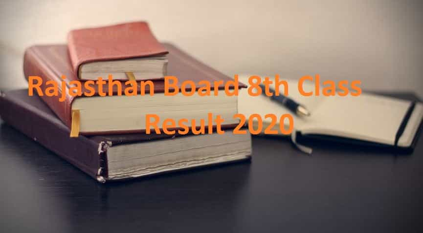 Rajasthan Board 8th Result 2020
