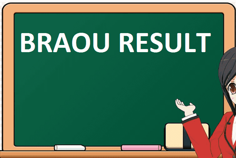 BRAOU Result