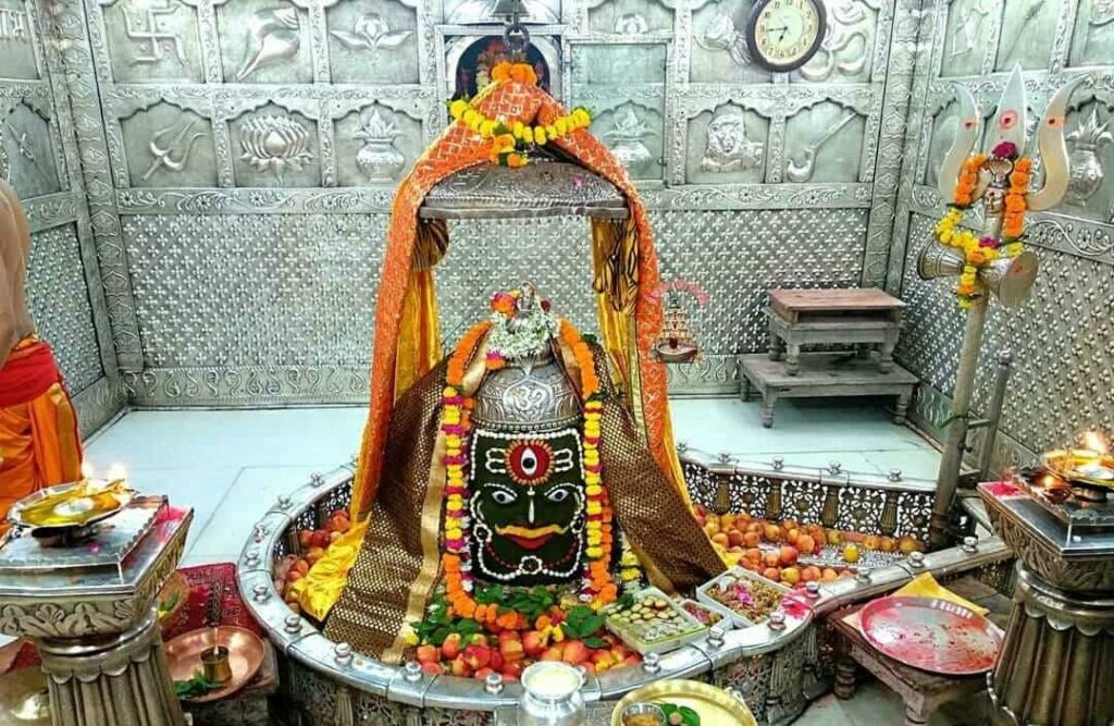 mahakal ujjain darshan today