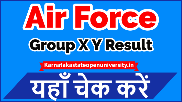 Air Force Result